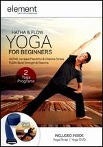 Element: Hatha & Flow Yoga for Beginners [With Yoga Strap]