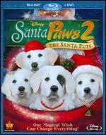 Santa Paws 2: The Santa Pups [2 Discs] [Blu-ray/DVD] - Robert Vince