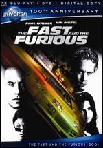 Fast and the Furious [Universal 100th Anniversary] [Blu-ray/DVD]
