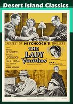 The Lady Vanishes - Alfred Hitchcock