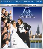 My Big Fat Greek Wedding [2 Discs] [Includes Digital Copy] [UltraViolet] [Blu-ray/DVD] - Joel Zwick