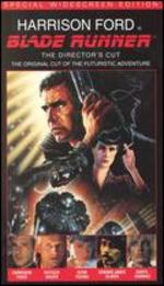 Blade Runner-the Director's Cut [Vhs]