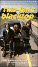 Two Lane Blacktop [Vhs]