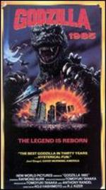 Godzilla 1985: The Legend Is Reborn