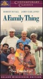 A Family Thing [Vhs]
