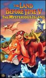 The Land Before Time V-the Mysterious Island [Vhs]