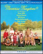 Moonrise Kingdom [2 Discs] [Includes Digital Copy] [UltraViolet] [Blu-ray/DVD] - Wes Anderson