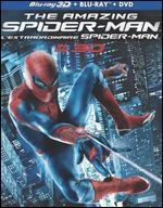 The Amazing Spider-Man [3D] [Blu-ray/DVD]
