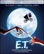 E.T.: The Extra-Terrestrial [Blu-ray/DVD] [2 Discs]
