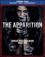 The Apparition [2 Discs] [Includes Digital Copy] [UltraViolet] [Blu-ray/DVD] - Todd Lincoln