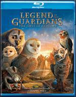 Legend of the Guardians: The Owls of Ga'Hoole [2 Discs] [Blu-ray/DVD]
