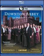 Masterpiece Classic: Downton Abbey - Season 3 [Blu-ray]
