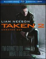 Taken 2 [Unrated/Theatrical] [2 Discs] [Includes Digital Copy] [Blu-ray/DVD]