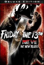 Friday the 13th, Part VII: The New Blood - John Carl Buechler