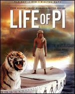 Life of Pi [2 Discs] [Includes Digital Copy] [UltraViolet] [Blu-ray/DVD]