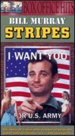 Stripes [Vhs]