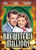 Brewster's Millions - Allan Dwan