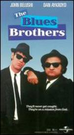 The Blues Brothers [Vhs]
