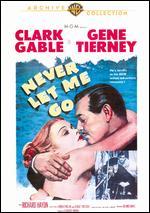Never Let Me Go - Delmer Daves