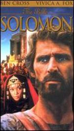 The Bible-Solomon [Vhs]