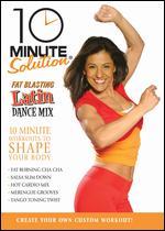 10 Minute Solution: Fat Blasting Latin Dance Mix - Andrea Ambandos