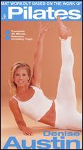 Denise Austin: Mat Workout Based on the Work of J.H. Pilates -