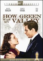 How Green Was My Valley [Dvd] [1941] [Region 1] [Us Import] [Ntsc]