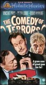 The Comedy of Terrors - Jacques Tourneur