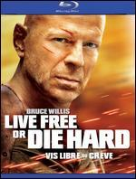 Die Hard 4: Live Free or Die Hard [Blu-ray]