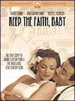 Keep the Faith, Baby [Vhs]