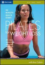 30 Minute Quick Start Pilates for Weight Loss