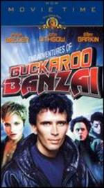 The Adventures of Buckaroo Banzai [Vhs]