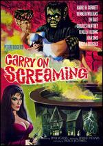 Carry on Screaming! [Vhs]
