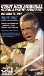 Buddy Rich Memorial Scholarship Concert 1 [Vhs]