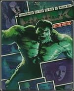 The Incredible Hulk [2 Discs] [Includes Digital Copy] [UltraViolet] [Blu-ray/DVD]
