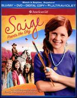 An American Girl: Saige Paints the Sky [2 Discs] [Includes Digital Copy] [UltraViolet] [Blu-ray/DVD]