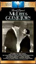 Mr Deeds Goes to Town [Vhs]