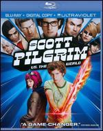 Scott Pilgrim vs. the World [Includes Digital Copy] [UltraViolet] [Blu-ray]
