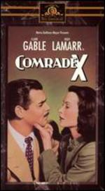 Comrade X [Vhs Tape]
