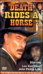Death Rides a Horse [Slim Case]