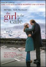 Girl in the Cafe
