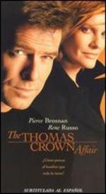 The Thomas Crown Affair [Vhs]