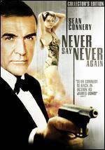 Never Say Never Again [Vhs]