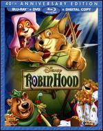Robin Hood [40th Anniversary Edition] [Blu-ray] - Wolfgang Reitherman