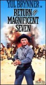 Return of the Magnificent Seven [Vhs]