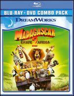 Madagascar: Escape 2 Africa [Blu-ray] - Eric Darnell; Tom McGrath