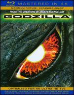 Godzilla [Includes Digital Copy] [UltraViolet] [Blu-ray]