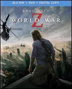 World War Z [Blu-ray/DVD]