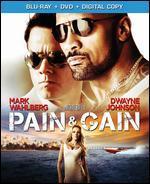 Pain & Gain [2 Discs] [Includes Digital Copy] [Blu-ray/DVD]