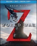 World War Z [Includes Digital Copy] [Blu-ray/DVD] [Best Buy Exclusive]